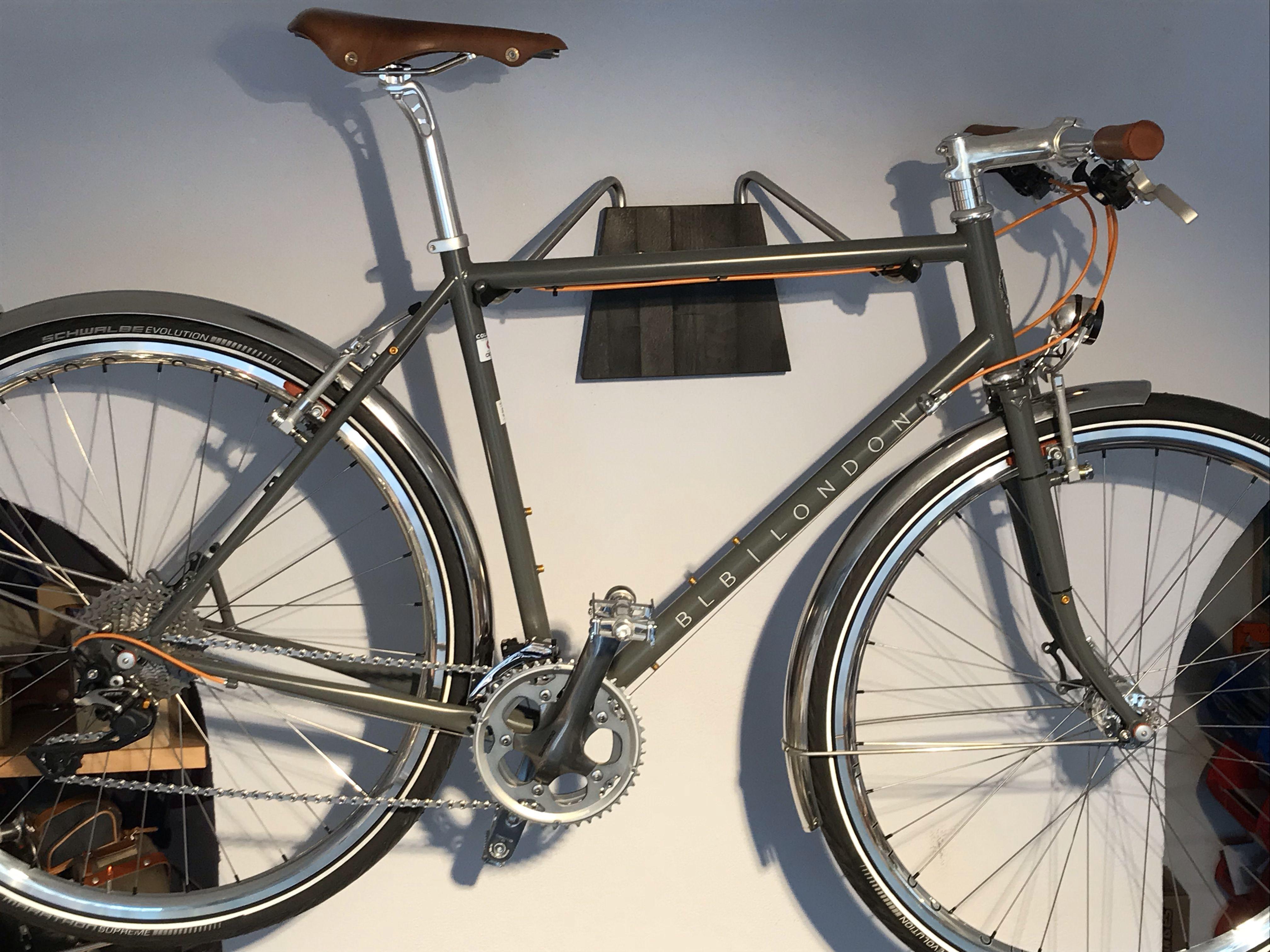 Blb Rader Rad Singelspeed Lichtanlage