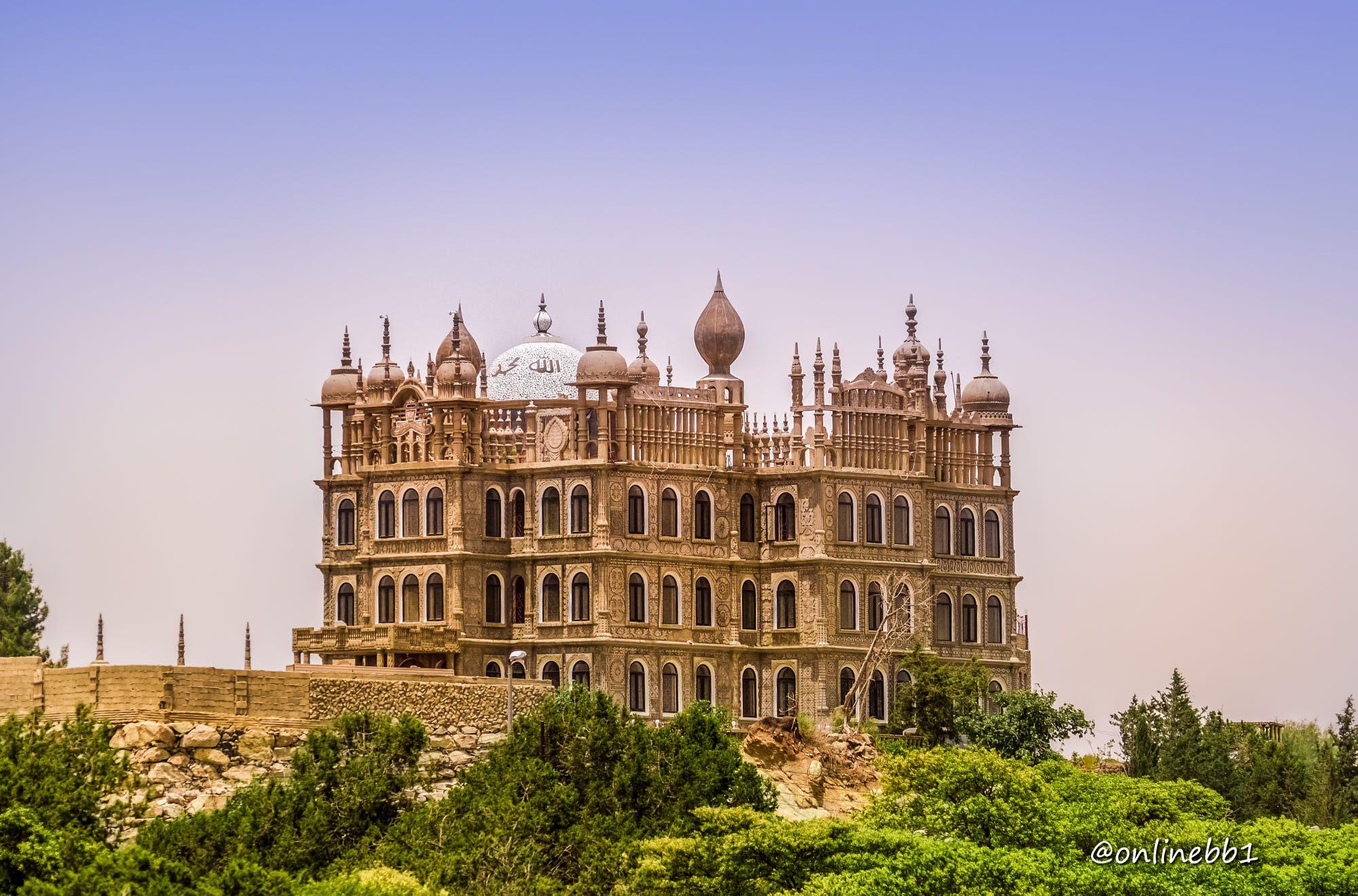 قصر المقر في النماص السعودية Magr Palace In Saudi Arabia Mansions Castle Palace