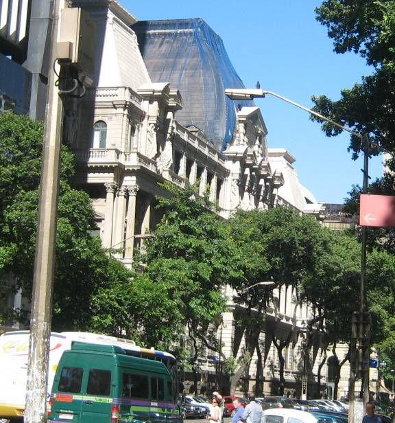 Museu Nacional de Belas Artes - Rio de Janeiro - Brazil  National Museum of Fine Arts