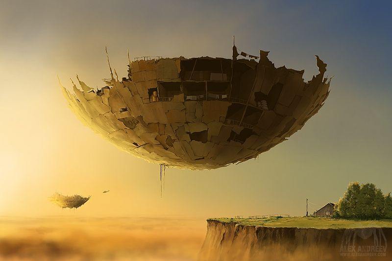 Dream Of Summer by Alex Andreev