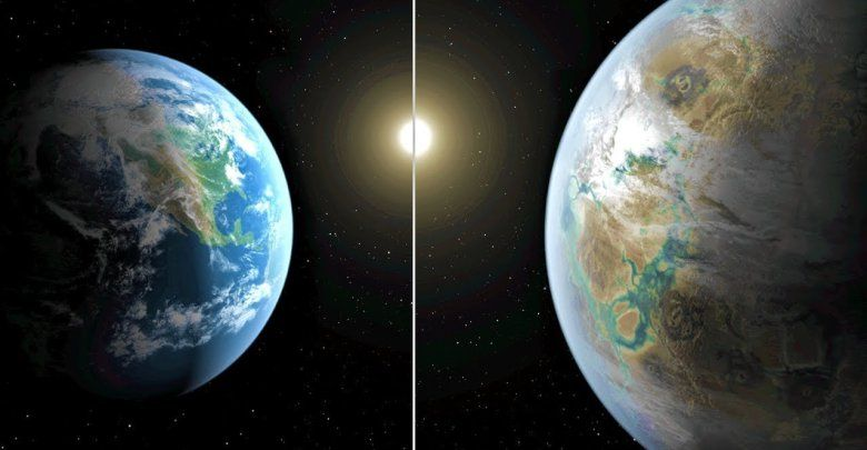 اكتشاف أرض جديدة Planets New Earth Space Telescope