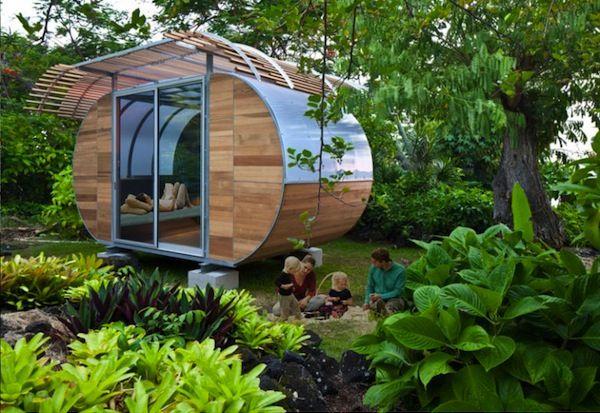 Wondrous 17 Best Ideas About Prefab Tiny Houses On Pinterest Tiny Guest Largest Home Design Picture Inspirations Pitcheantrous