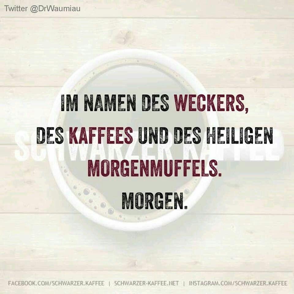 Guten Morgen Schwarzer Humor
