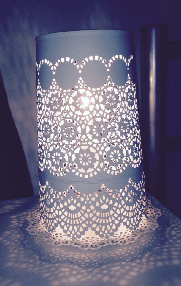SKURAR - schlafzimmer einrichtung nachttischlampe
