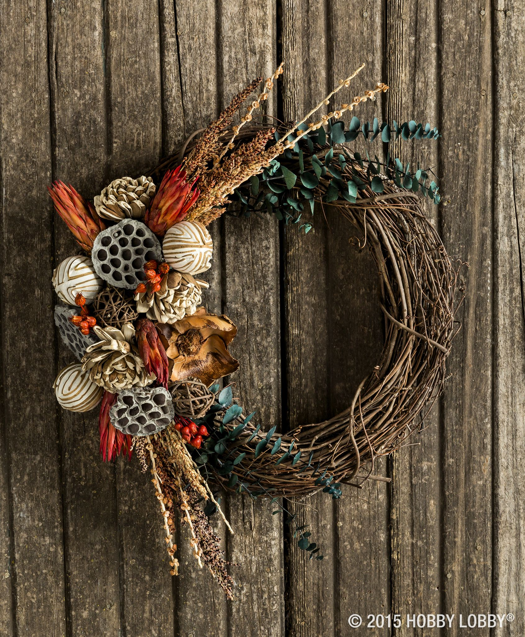 Grapevine Wreath Search Results Hobby Lobby Wreath Crafts Fall Crafts Wreath Decor