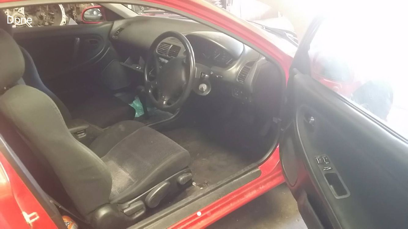 Eunos 30x (MX-3) seat Direct swap into the fwd BG,KF/H is on lower ...
