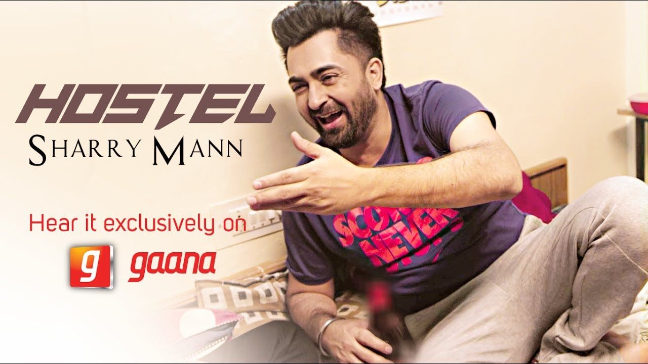 Presenting sharry maan latest punjabi song hostel official video song only on t