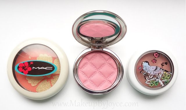 ! **❤ MakeupByJoyce ❤** !: Review + Swatches: By Terry Blush Terrybly Ultimate Radiance Blush
