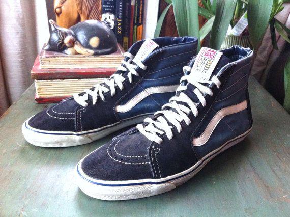1988 vans chaussures