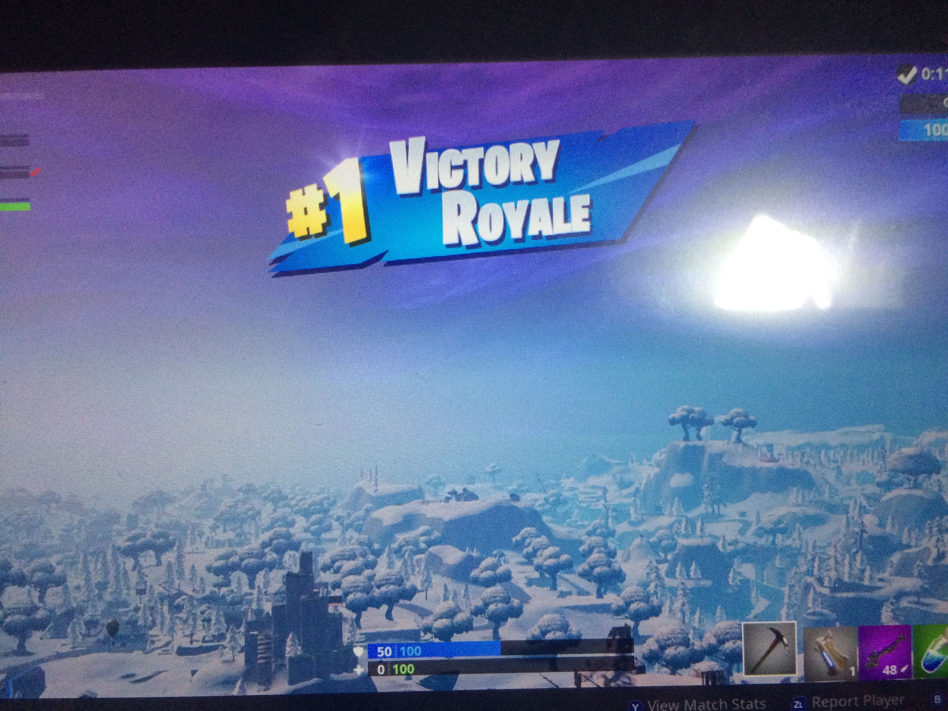 My 2nd Victory Royale In Fortnite Team Rumble Squads Victorious Fortnite Screenshots
