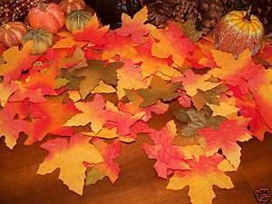 paquete de 90 hojas de maple de sedaideal niña de las por Lalysshop, $5.00