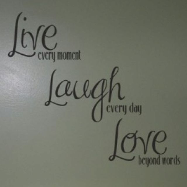 Live Laugh Love Quotes Live Laugh Love  Quotes  Pinterest