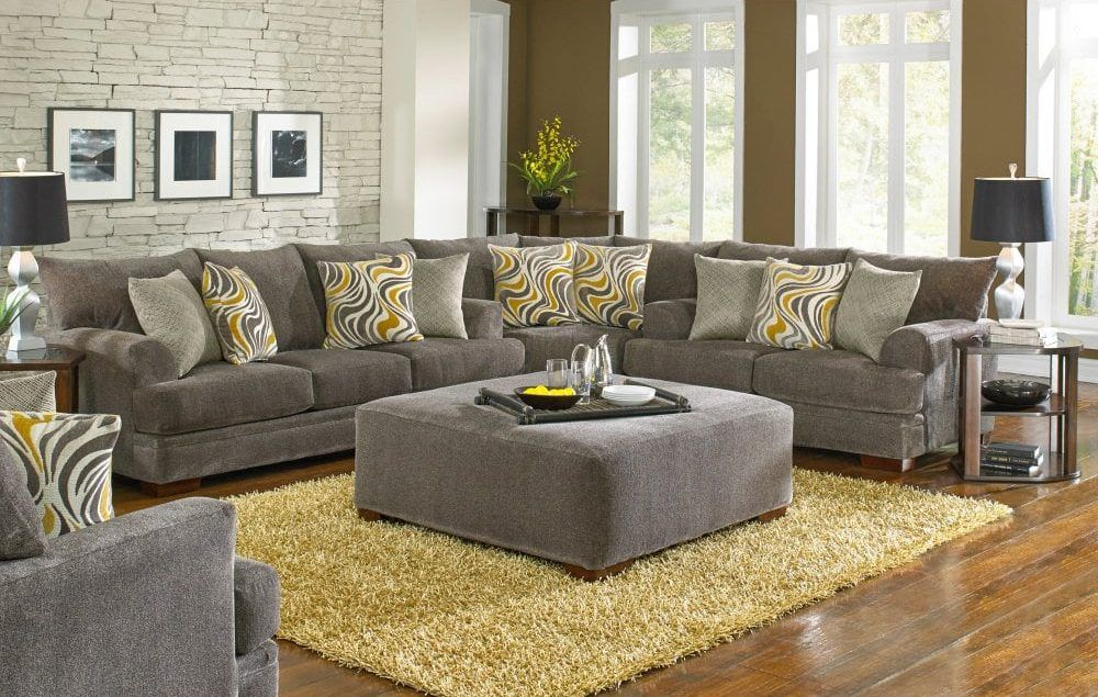 38 Types Of Sectional Sofas 2020 Buying Guide 4 Piece Living Room Set Living Room Sets Ottoman In Living Room