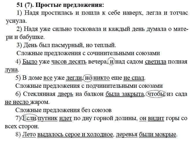Бесплатные гдз по русскому языку за 9 класс