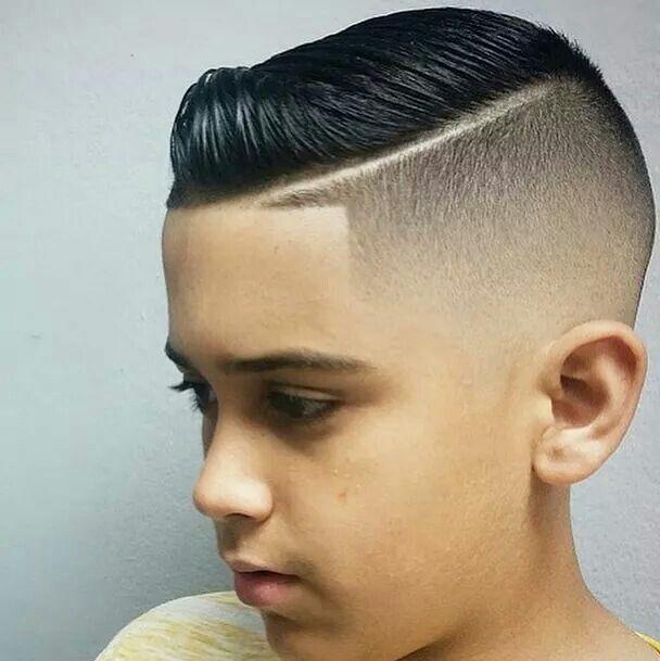 Razor Fade Hair Pinterest Razor Fade - Boy haircut razor