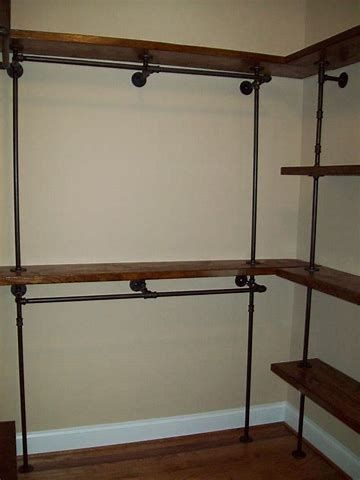 Image Result For Diy Closet Rod Ideas