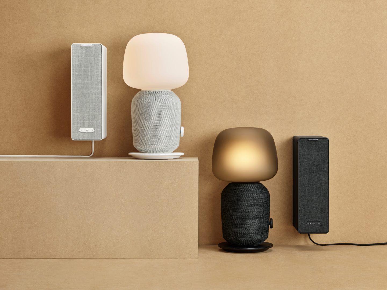 Ikea Va A Lanzar Una Lampara Con Altavoz Wifi Incorporado Con La