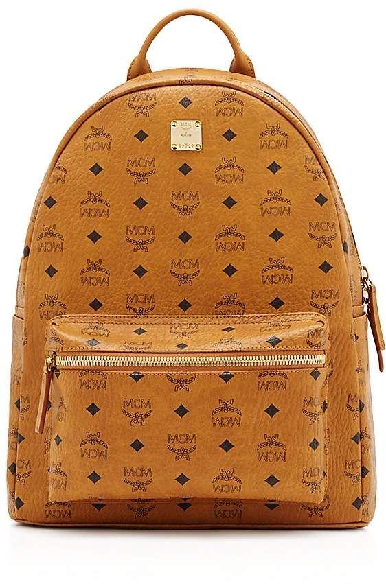 50329e5236 MCM Visetos Medium Stark Backpack in 2019