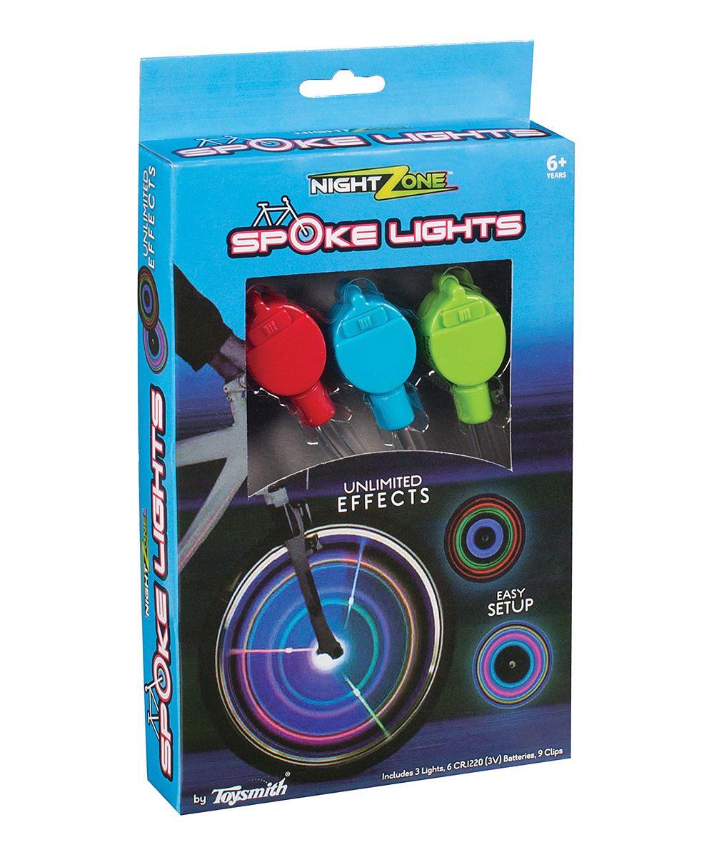 Neon Bike Spoke Light