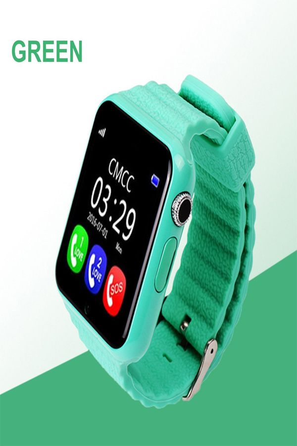 Smart Watch for Kids, GIZEE GPS Tracker Wrist Watch with