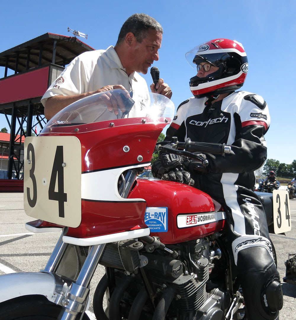 Laguna Seca And AMA VIntage Motorcycle Days Weekends At A
