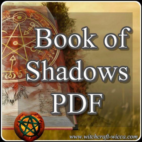 Scott Cunningham Book Of Shadows Pdf Download