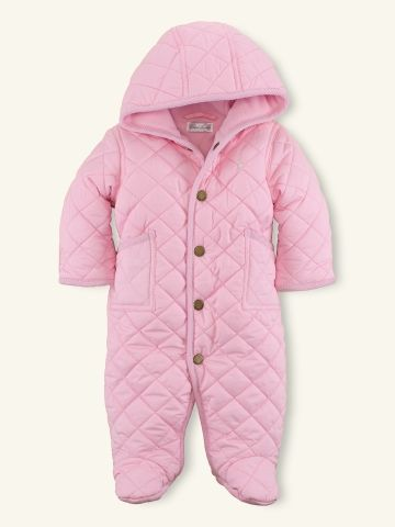 4ff04829e www.ralphlauren.com Solid Barn Bunting - Layette Jackets & Coats - Ralph  Lauren UK