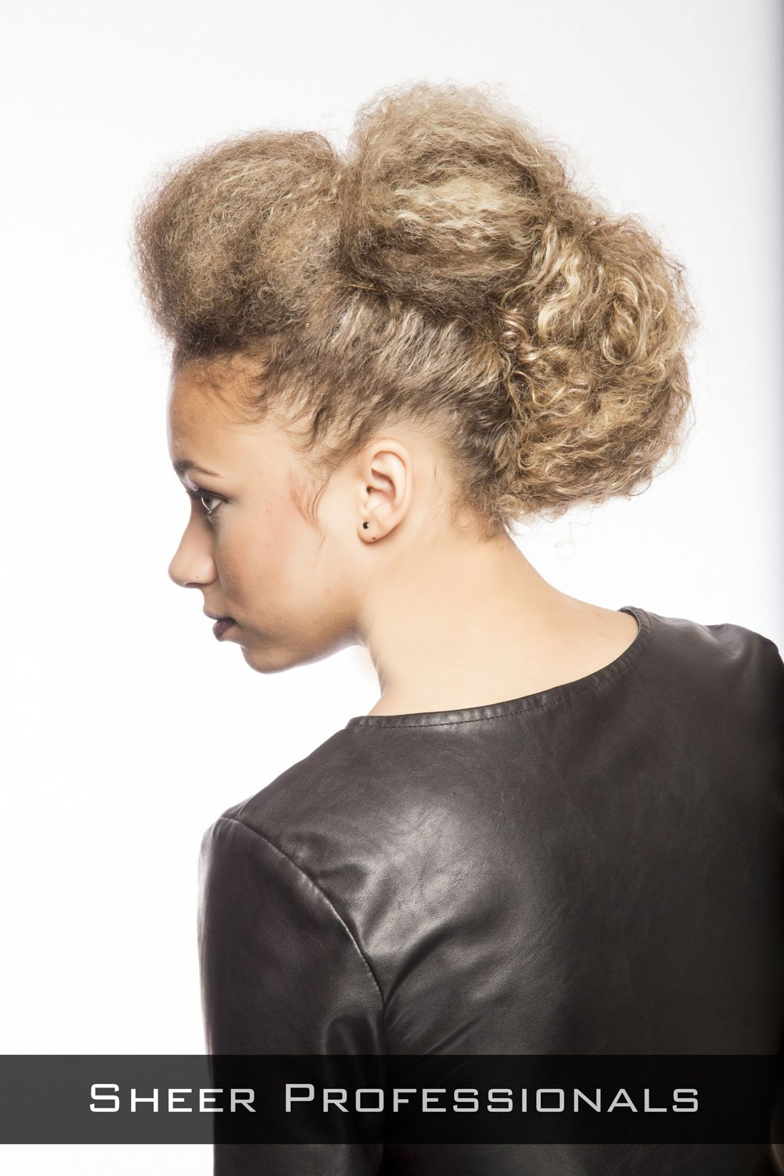 Easy twist up with texture side hairstyles pinterest updos