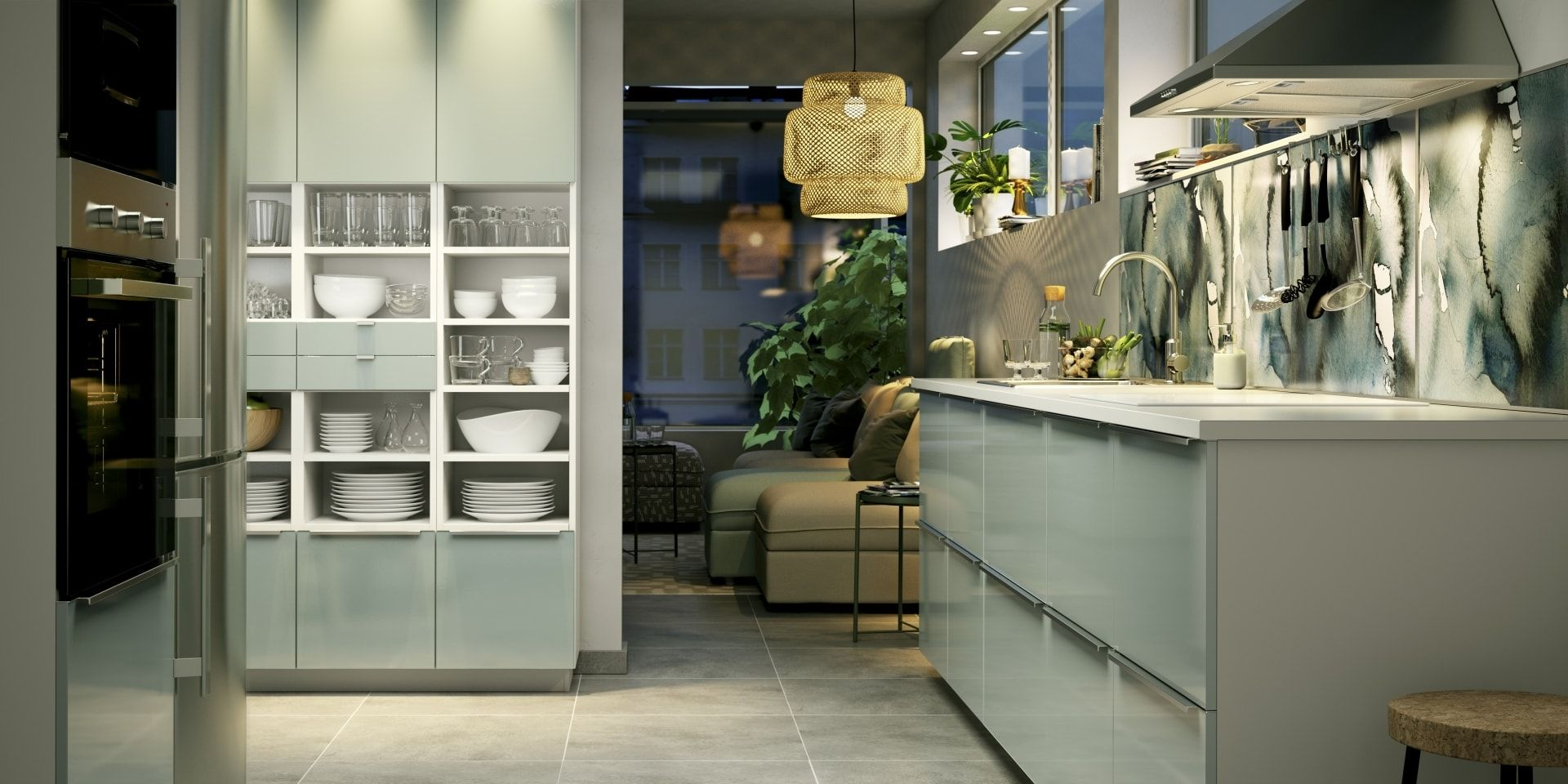 cuisine metod kallarp par ikea tous dans la cuisine. Black Bedroom Furniture Sets. Home Design Ideas