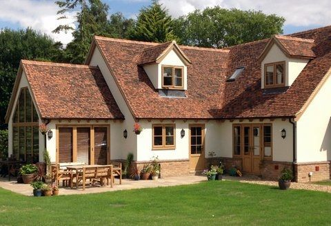 Image Result For Self Build Weatherboard Houses Uk White