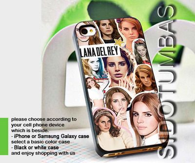 lana del rey photo collage - case cover for..
