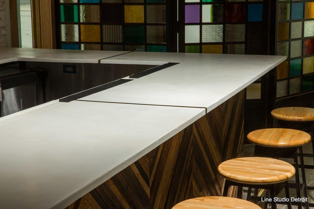 Commercial Concrete - Custom Concrete Countertops ...