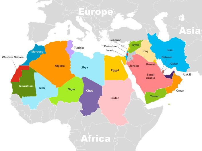 Middle East and Africa   Google 搜尋 | Map map map | Pinterest
