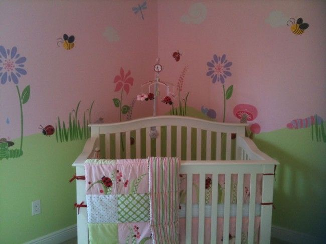 Ladybug Decorations For Baby Room Better Home And Garden