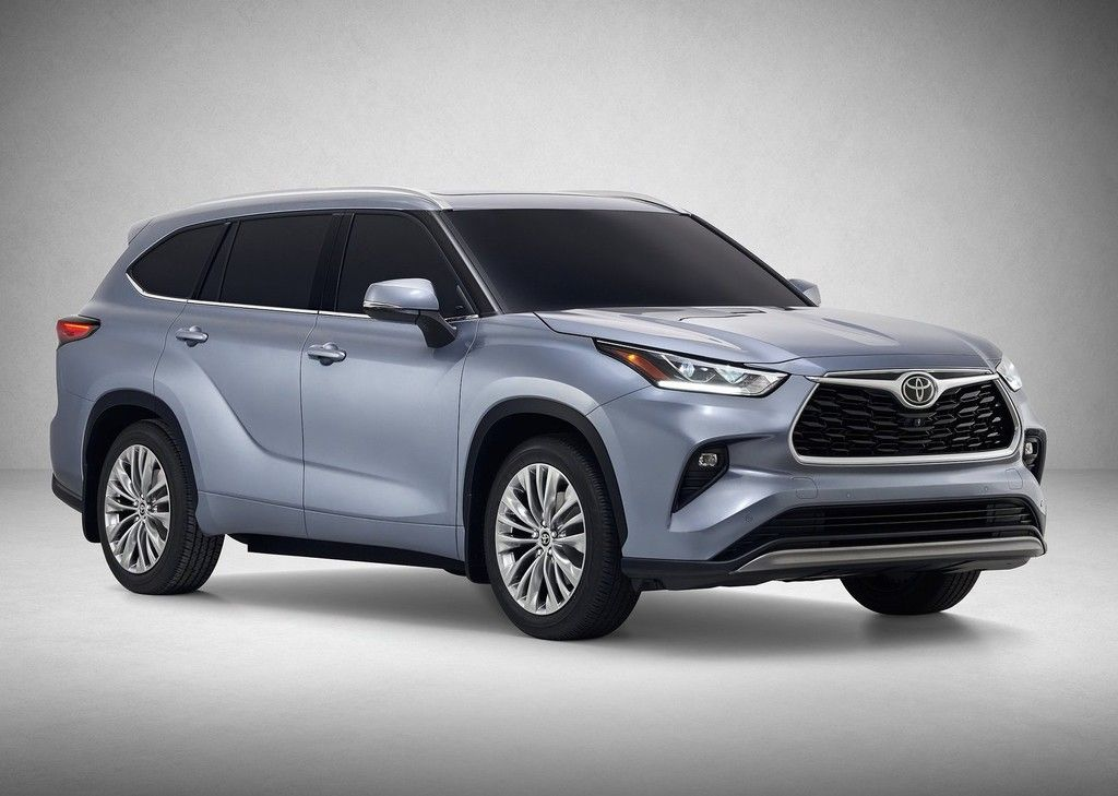 Toyota Highlander 2020 Mas Equipado Refinado Y Con Una Version