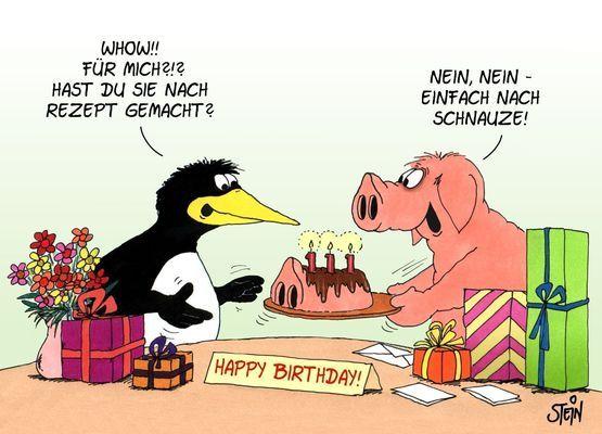 Bild Zum Geburtstag