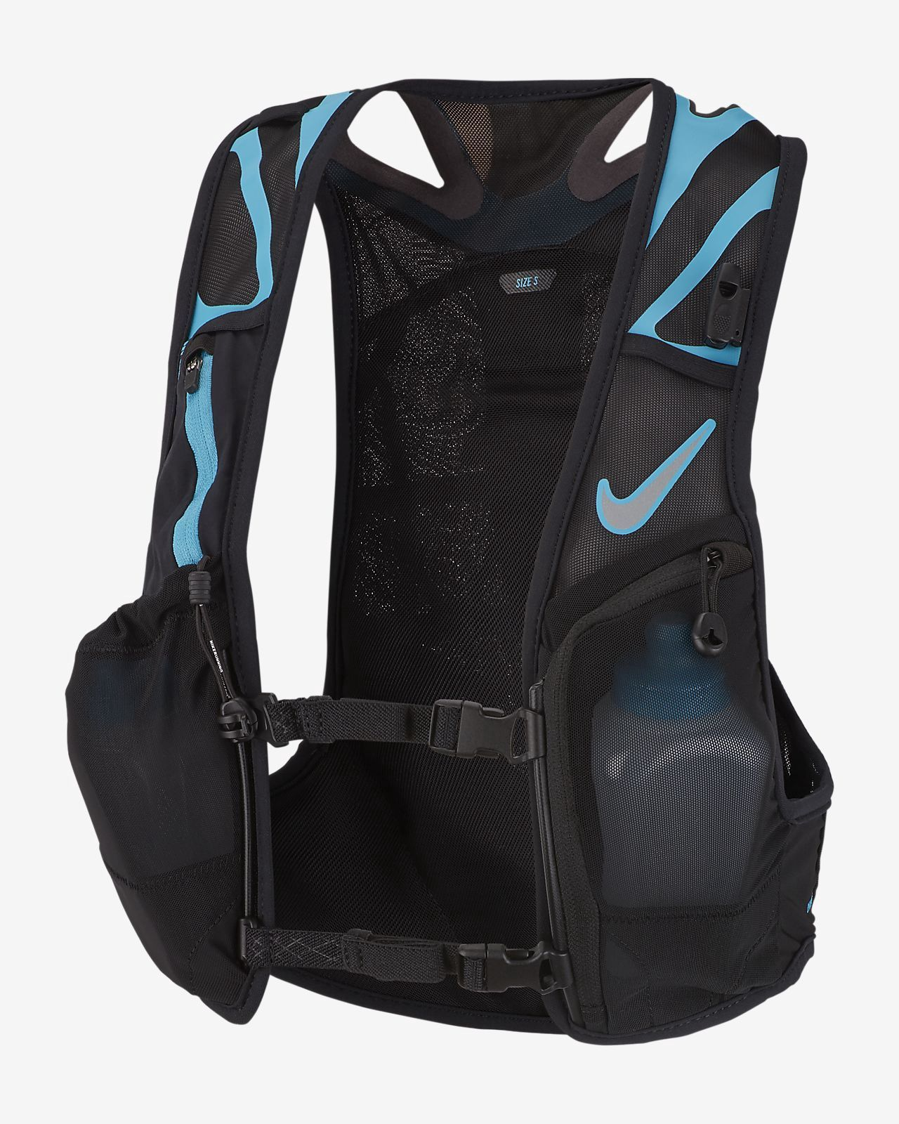 Nike Trail Kiger Running Vest S | Striped backpack, Nike