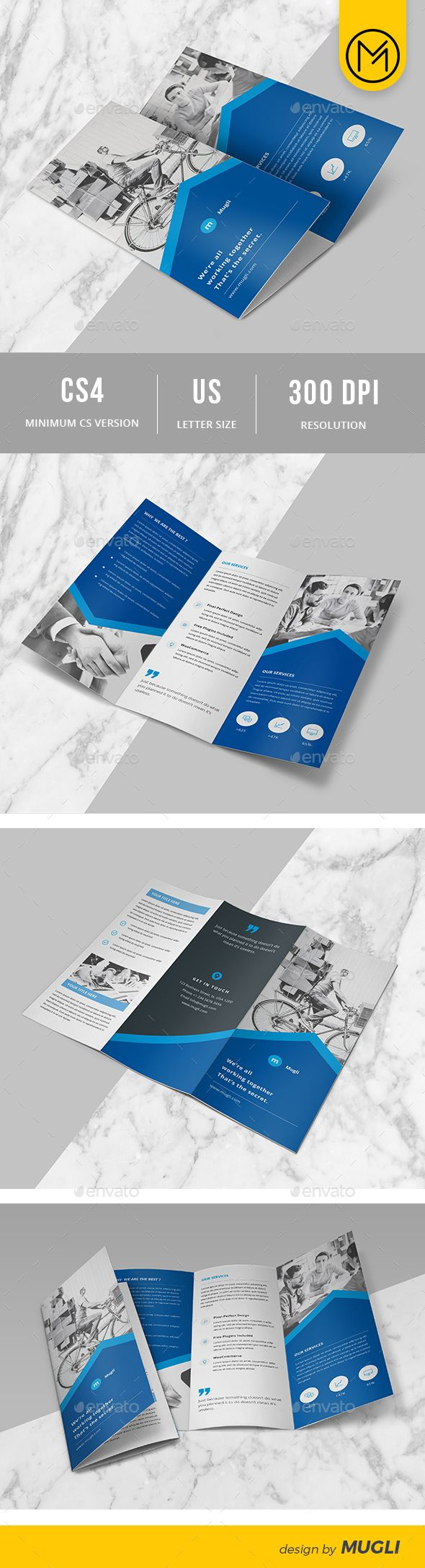 Trifold Brochure | Tríptico