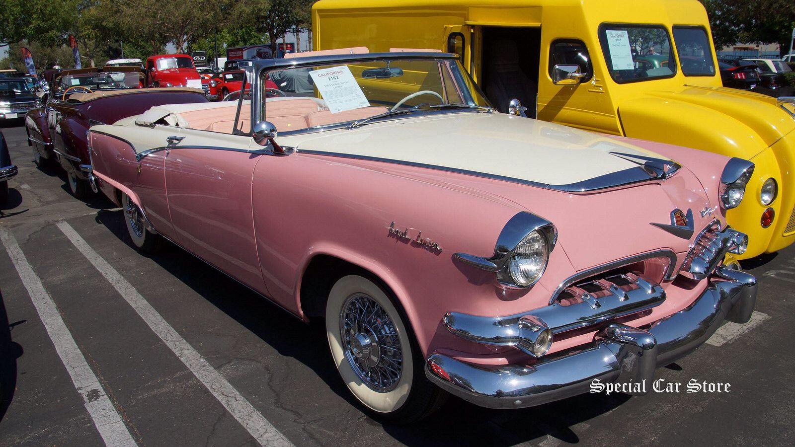 1955 dodge custom royal lancer 4 door sedan 15699 - 1955 Dodge Royal Lancer