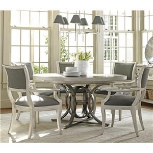 Room Lexington Oyster Bay 6 Pc Dining Set