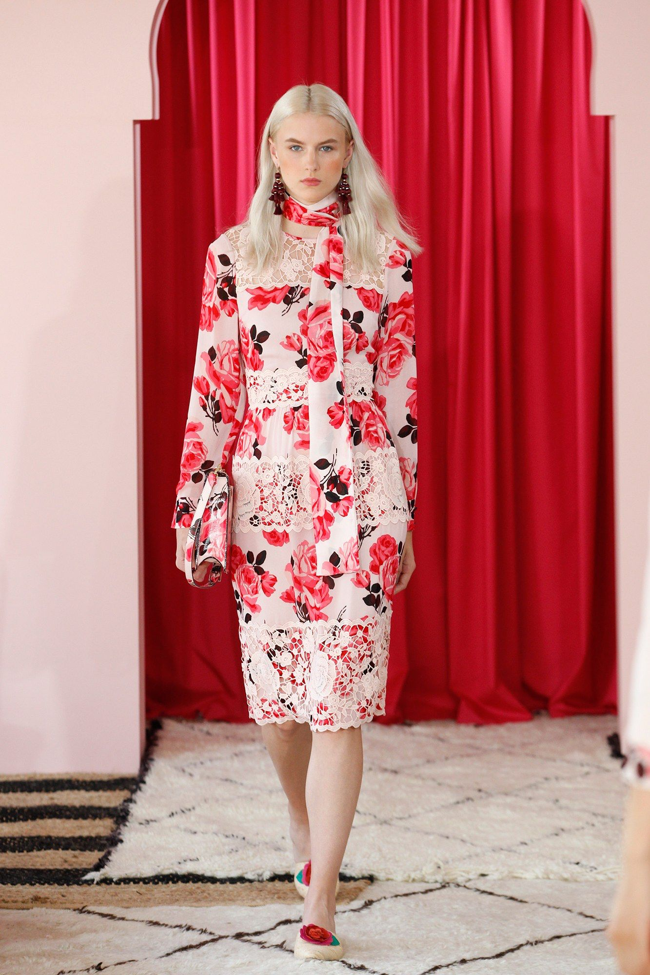 599c5223bc0 Kate Spade New York Spring 2017 Ready-to-Wear Fashion Show in 2018 ...