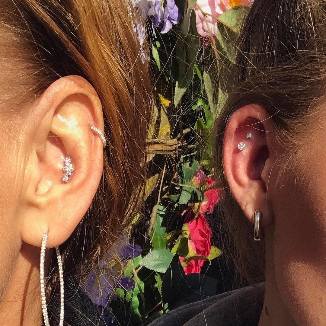 Mother daughter clit pierced