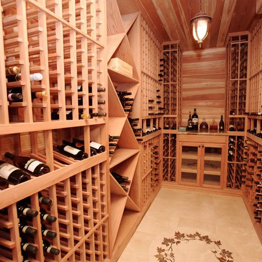 Fabulous wine cellars and wine storage solutions