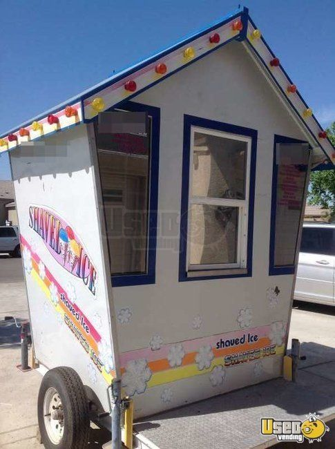 Craigslist sno shack shaved ice building