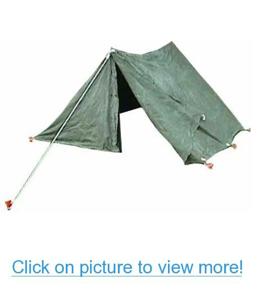Military Outdoor Clothing U.S. G.I. Canvas Pup Tent - Complete Kit (Used Military Surplus)  sc 1 st  Pinterest & Military Outdoor Clothing U.S. G.I. Canvas Pup Tent - Complete Kit ...