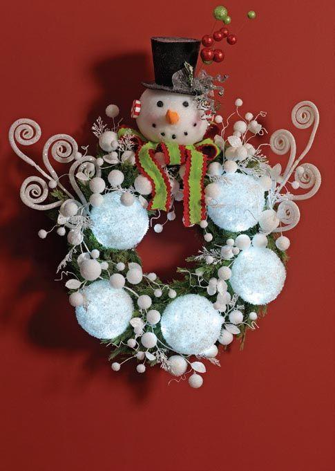 RAZ 2013 Holiday on Ice Decorating Ideas and Inspiration - Trendy Tree Blog