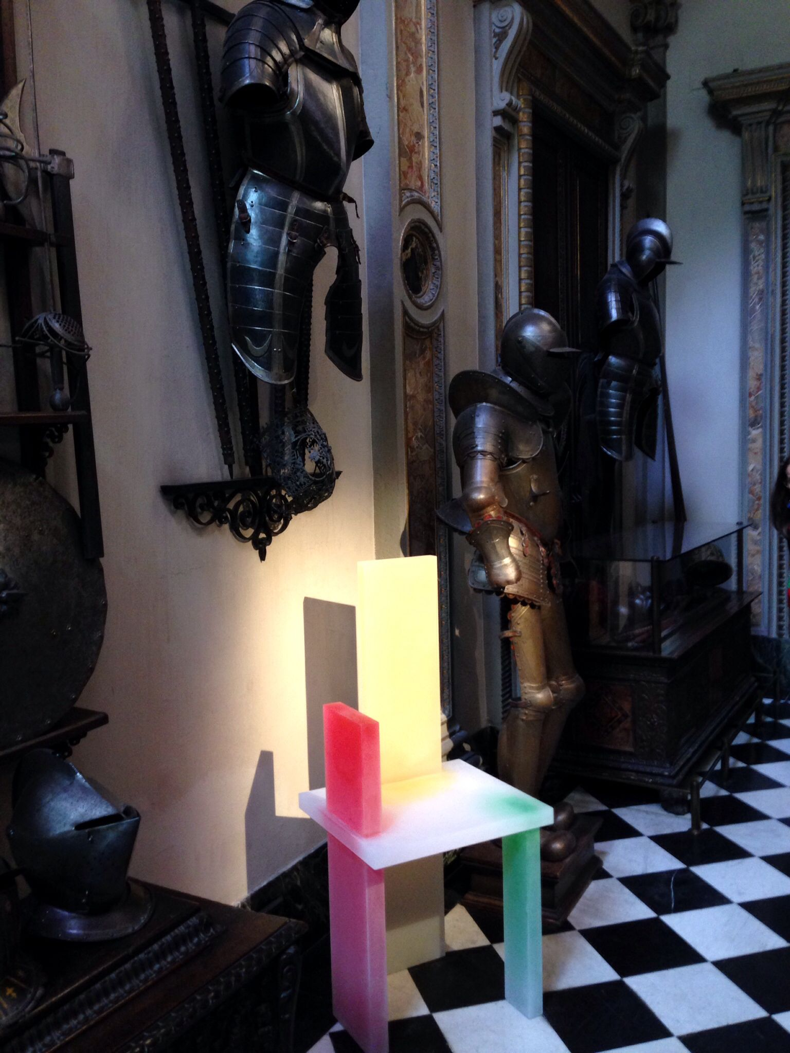 Palazzolo Bagatti museum - curated by Rossana Orlandi - Milan 2014