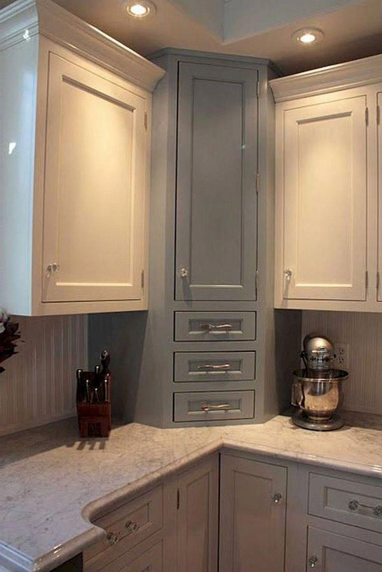 Designers Advise Paying Attention To Your Kitchen S Work Triangle Which Makes Up Of The Range The Country Kitchen Decor Kitchen Cabinets New Kitchen Cabinets