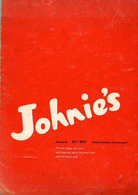 johnie's menu  isle of lucy  flickr.com