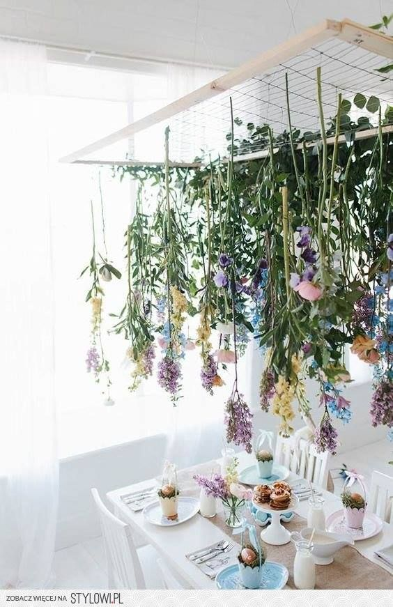 Garden Planting Table